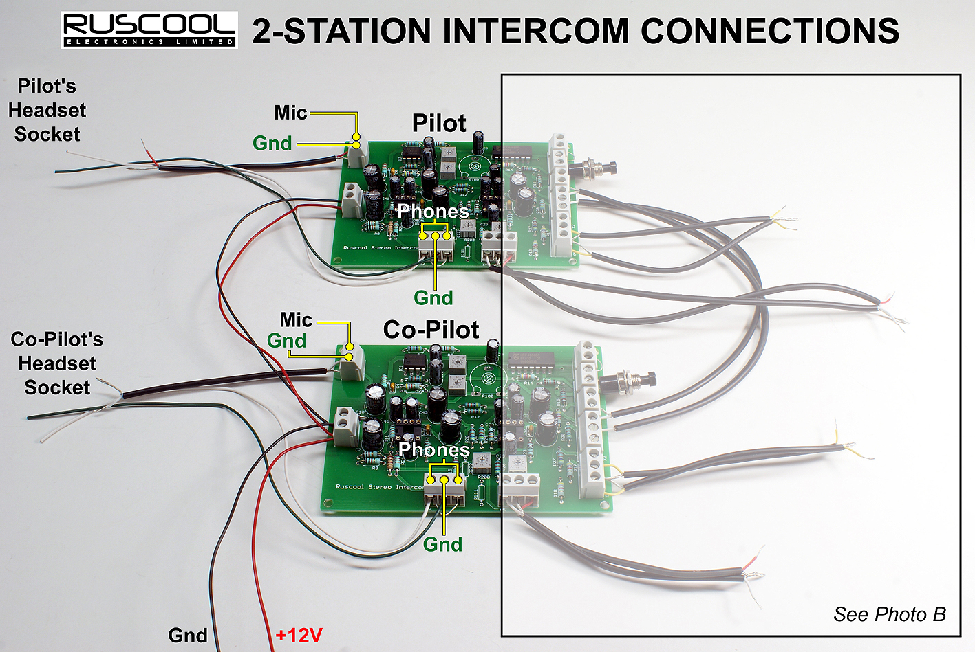 Great David Clark Headset Wiring Diagram Contemporary - Everything ...
