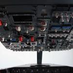 Draagframe voor de overheads met FWD overhead