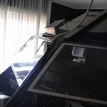 10/11/2013 - Plexiglas in windowframes