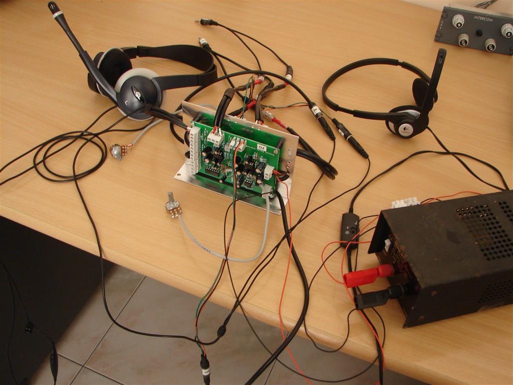 Ruscool intercom boards |